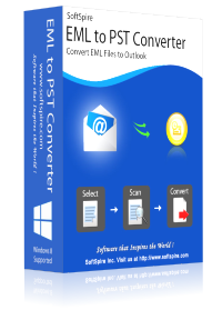 EML File to PST File Conversion Utility