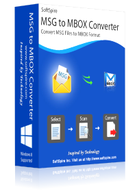 convert MSG to MBOX