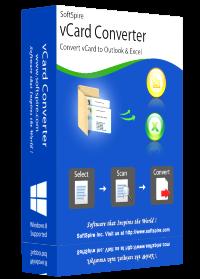 SoftSpire vCard Converter