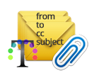 Imoprt EML to Zimbra Desktop with accurate email properties