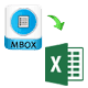 software also supports conversion of MBOX emails to Excel