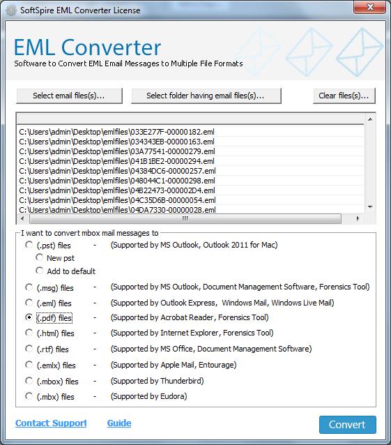 msg to pdf converter freeware