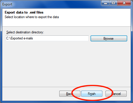 Export Em Client To Outlook 3264 Bit Pst File Without Any Data Loss