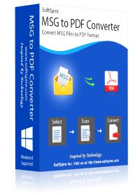 MSG to PDF Converter