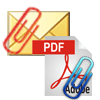 save msg attachments to pdf