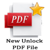 Create unlock new PDF
